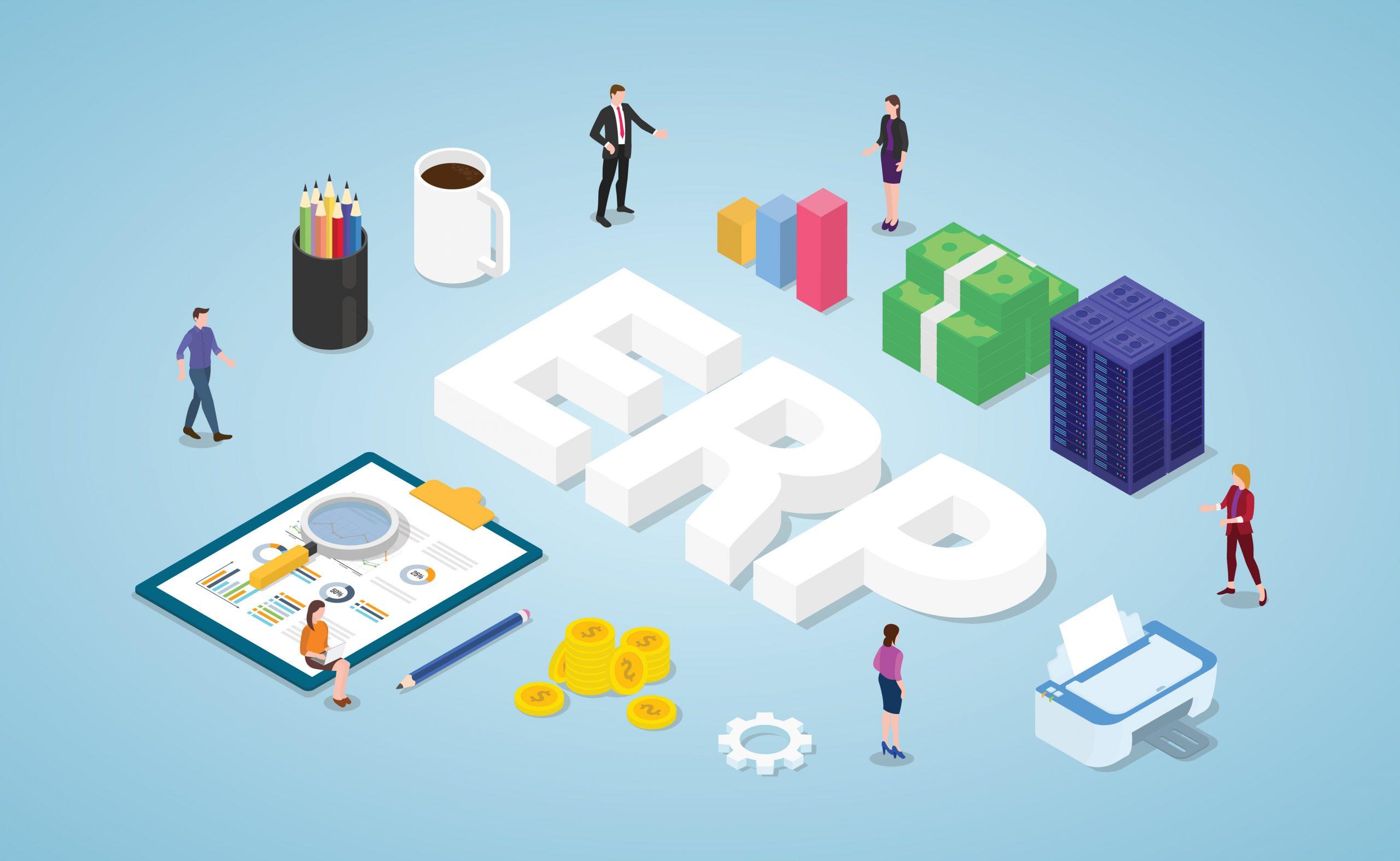 クラウド型 ERP 導入で進む「 ERP 一本化施策」の悪影響と対策